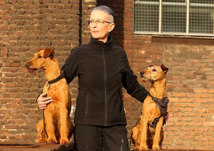 Trainerin Sabine Haumann